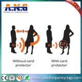 Cartão de bloqueio RFID Proteja a Informação do cartão de identificação Cartão de crédito E-Passaporte