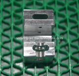 Tamanho pequeno de giro fazendo à máquina da peça do alumínio do CNC na elevada precisão
