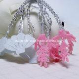 2AA Tissu à piles Art Shell Coral Shape LED Fairy String Light pour décoration de chambre à coucher