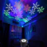 Mini projecteur de lumière laser Projecteur Outdoor Garden Christmas Laser Lights