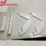 Processi di fabbricazione lavoranti di CNC delle parti di plastica/plastica del PVC dell'ABS di precisione POM dell'OEM di buona qualità