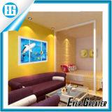 Стикер стены ванной комнаты нестандартной конструкции водоустойчивый крупноразмерный