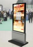42 '' que anunciam o indicador dos media do ANÚNCIO de indicador do LCD que anuncia o equipamento