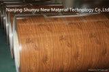 Hölzerne PPGI Ring-Innendekoration-Materialien der Eichen-