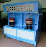 Calentador de inducción de café Ollas soldadura fuerte máquina de soldadura (2 estaciones de trabajo)