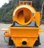 portátiles Hormigón Hormigón bomba de mezcla con mezclador de tambor Jbt40