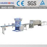 Perfil de aluminio Máquina automática de ajuste de la lámina de Jumbo Roll de la máquina de embalaje