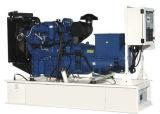 com a geração Diesel silenciosa super do gerador do motor de Perkins que gera jogos