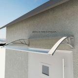 pabellón de la puerta del plástico de 800X1000m m con la hoja del policarbonato (YY800-C)