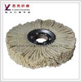 Roda de lustro de moedura lustrando do abrasivo do sisal