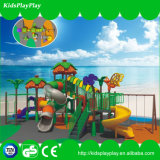 Diapositivas grandes del patio al aire libre de los niños de la fabricación de China para la venta