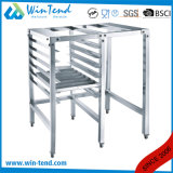 台所装置のためのカスタマイズ可能な専門の床ベース立場