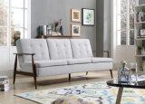 Base de sofá simple moderna de la tela del estilo para los muebles de la sala de estar (HC157)