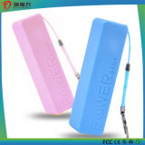 Chargeur portatif coloré de téléphone de Moble de côté de pouvoir de trousseau de clés de parfum de cadeau de promotion
