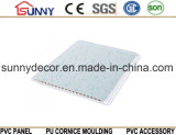 Панель потолка PVC самого дешевого строительного материала печатание пластичного дешевая для стены
