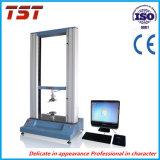 La tensión y compresión computarizado de alargamiento de la máquina de prueba de resistencia