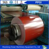 Катушка холоднокатаной стали катушки высокого качества PPGI горячая окунутая гальванизированная стальная