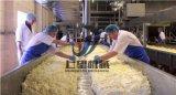 Chaîne de production de fromage à pâte molle/ligne de matériel de machine production de fromage/fromage à pâte molle