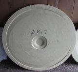 Limite máximo de PU medalhões de decoração Domes teto de Poliuretano Hn-025