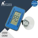 吸引の防水LCDデジタルの魚のアクアリウムの温度計