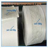 Tissu continu de combinaison de fibre de verre pour le Pultrusion