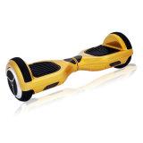 """Dois azul de equilíbrio Hoverboard do """"trotinette"""" da roda do """"trotinette"""" dois do retrocesso da roda"""