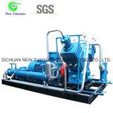 Presión-Introducir a lubricación el compresor de gas comercial de aire del uso