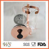 Wschsy013フランス人の出版物の銅またはローズ金または金カラー使用できるコーヒー出版物