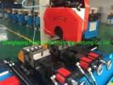 Máquina de estaca automática da tubulação de Plm-Qg425CNC para a barra