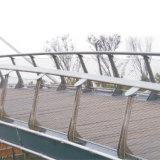 取付けられる丈夫な安全手すりの側面の床-手すりを柵で囲む