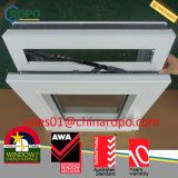 Rehau PVCオーストラリアの標準傾きの回転Windowsのドイツの二重ガラス