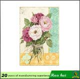 [ربرو] صورة زيتيّة الزهرات, معدن بناية إشارات من قضيب [ك167]