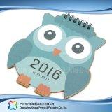 Calendario de escritorio creativo para el regalo de la decoración de la fuente de oficina (xc-stc-006)