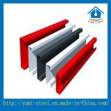 Correas de acero galvanizadas de C para los edificios de la estructura de acero