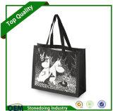 Kundenspezifische umweltfreundliche faltbare nicht gesponnene Einkaufstasche