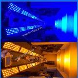 Iluminación de escena LED DMX 512 PAR 24PCS * 10W Lavadora Luz