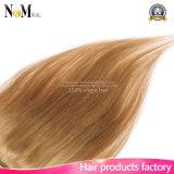 美しいバージンの人間の毛髪ブロンドカラー毛の拡張