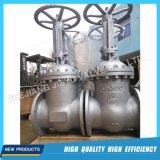 Valvola a saracinesca aumentante del gambo di Wcb del acciaio al carbonio di Pn10 Dn450