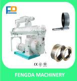 5-20 maquinaria animal do processamento de alimentação da pelota do T/H para o moinho de alimentação das aves domésticas e dos rebanhos animais