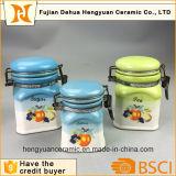 Commercio all'ingrosso di ceramica del POT del vaso sigillato decorazione su ordinazione