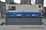 QC12k 6*3200油圧CNCの振動せん断機械