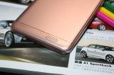 Téléphone intelligent 3G / 4G, boîtier Matel Grande batterie avec téléphone cellulaire mince de 7,9 mm, téléphone cellulaire 4G