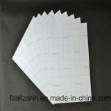 Buona carta da trasporto termico chiara lavabile del getto di inchiostro per cotone