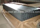 Panel de revestimiento Galvalume/Galvalume planchas de metal roofing