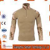 Procès extérieurs tactiques de grenouille de pantalon de chemises de combat d'uniforme militaire