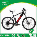 28 polegadas bateria escondida Mountain Electric Dirt Bike / Sport E-Bike