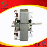 Motor da capa do extrator do fio de cobre na cozinha