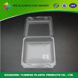 ふたが付いている明確なボックスペット物質的で使い捨て可能な食糧プラスティック容器