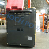 침묵하는 디젤 엔진 발전기 세트 공장 가격 Dg6000se