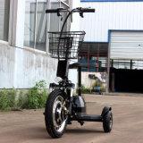 350WハブモーターZappy電気オートバイ3の車輪の電気スクーター